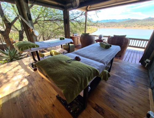 Experience African luxury at its very best with the Buffelsdrift Spa
